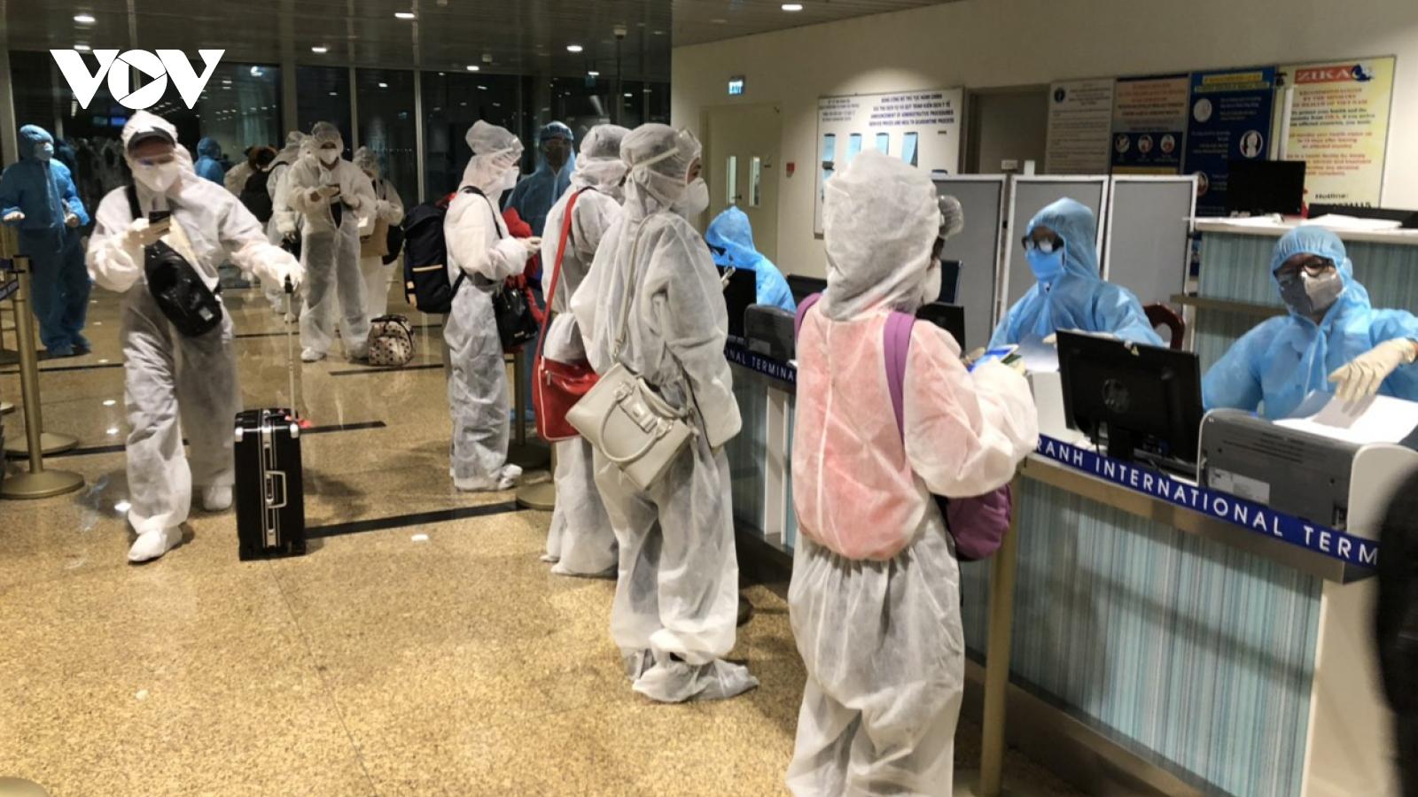 Tổ chức chuyến bay quốc tế đến và đi từ Sân bay Cam Ranh