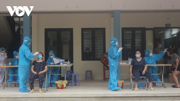 Hanoi aims to contain COVID-19 pandemic by September 15
