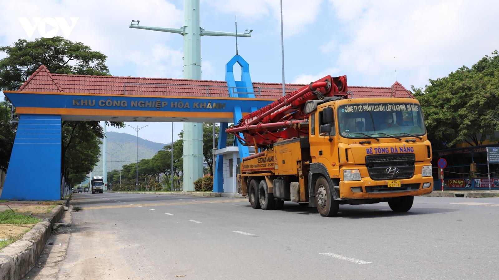 Doanh nghiệp tăng quy mô hoạt động khi Đà Nẵng nới lỏng biện pháp chống dịch