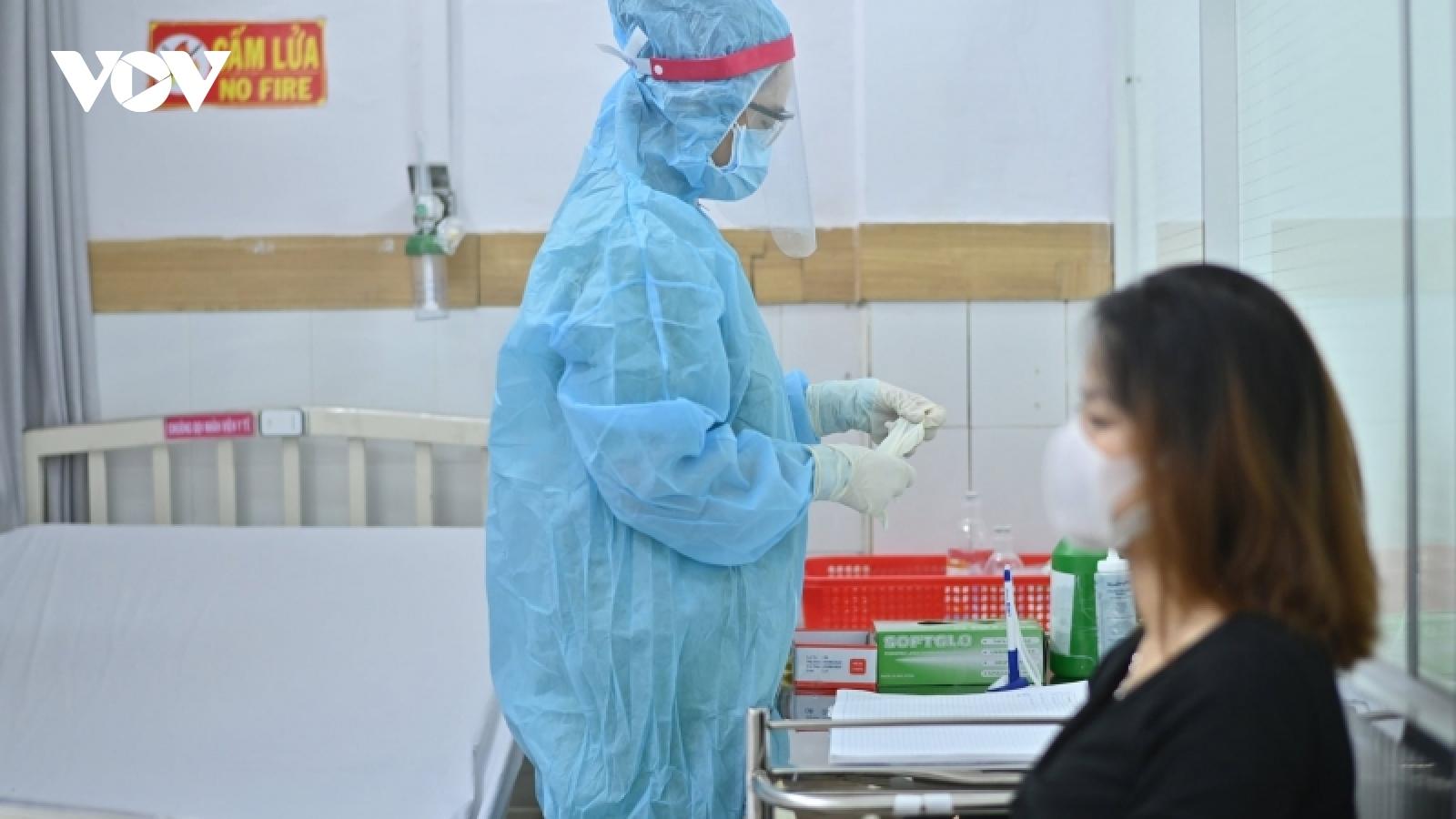 Bệnh viện phụ sản TP Cần Thơ trở lại hoạt động bình thường từ 0h ngày 25/9