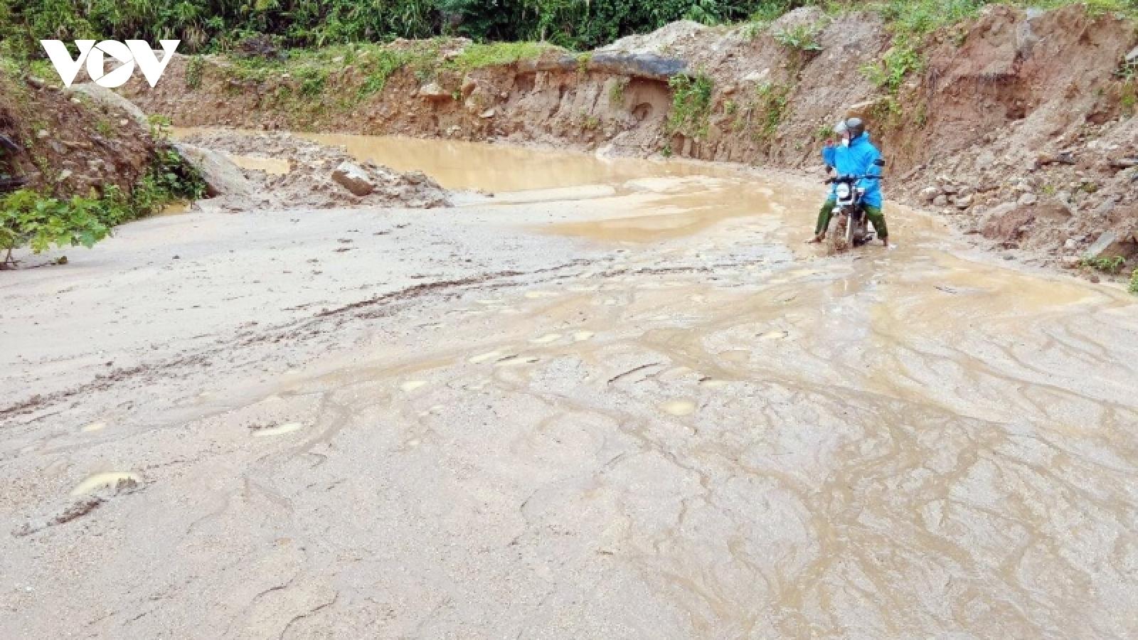 Quảng Nam tập trung khắc phục hậu quả mưa lũ