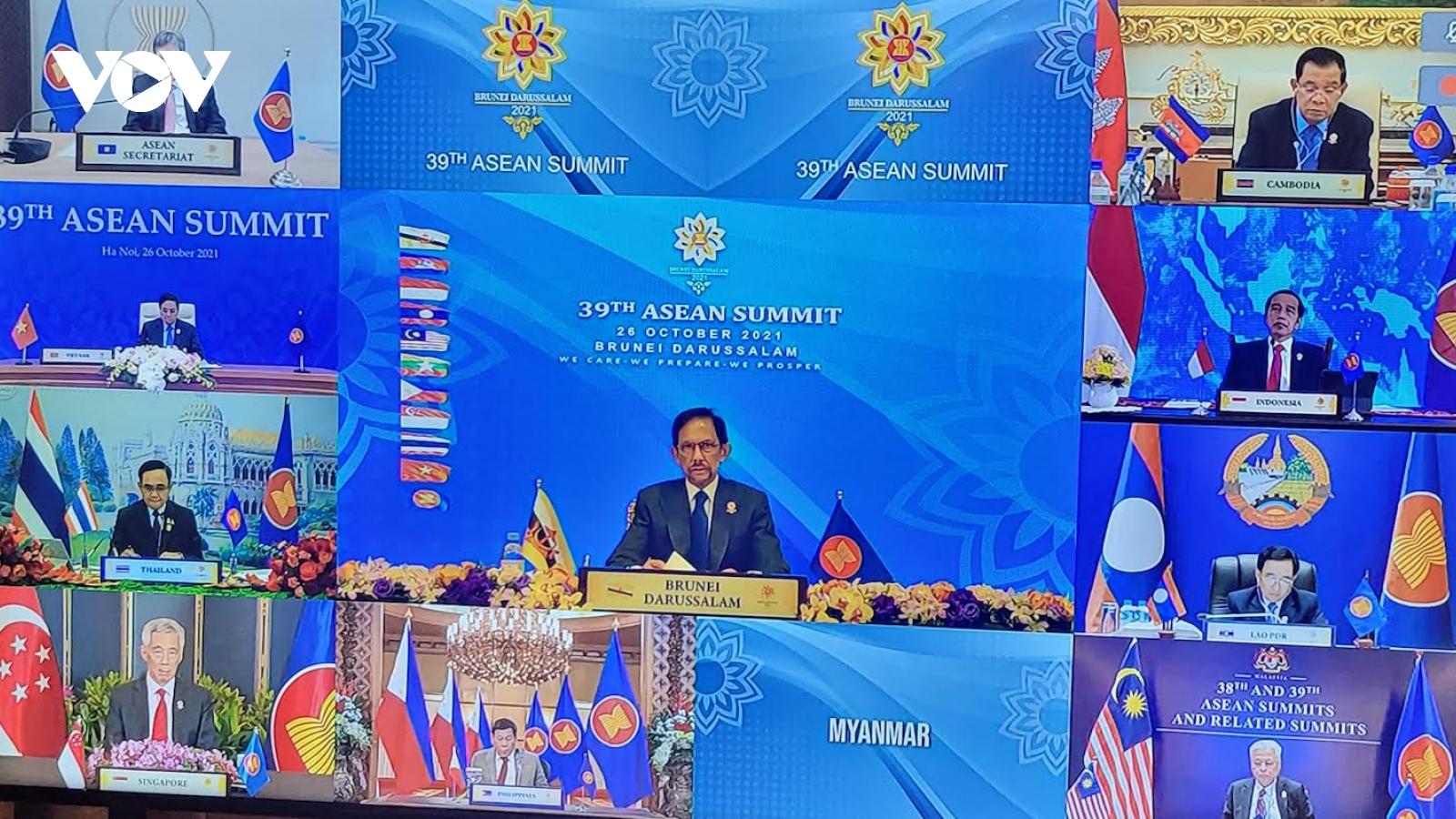 Thủ tướng Phạm Minh Chính: Giá trị cốt lõi và sức mạnh của ASEAN chính là đoàn kết