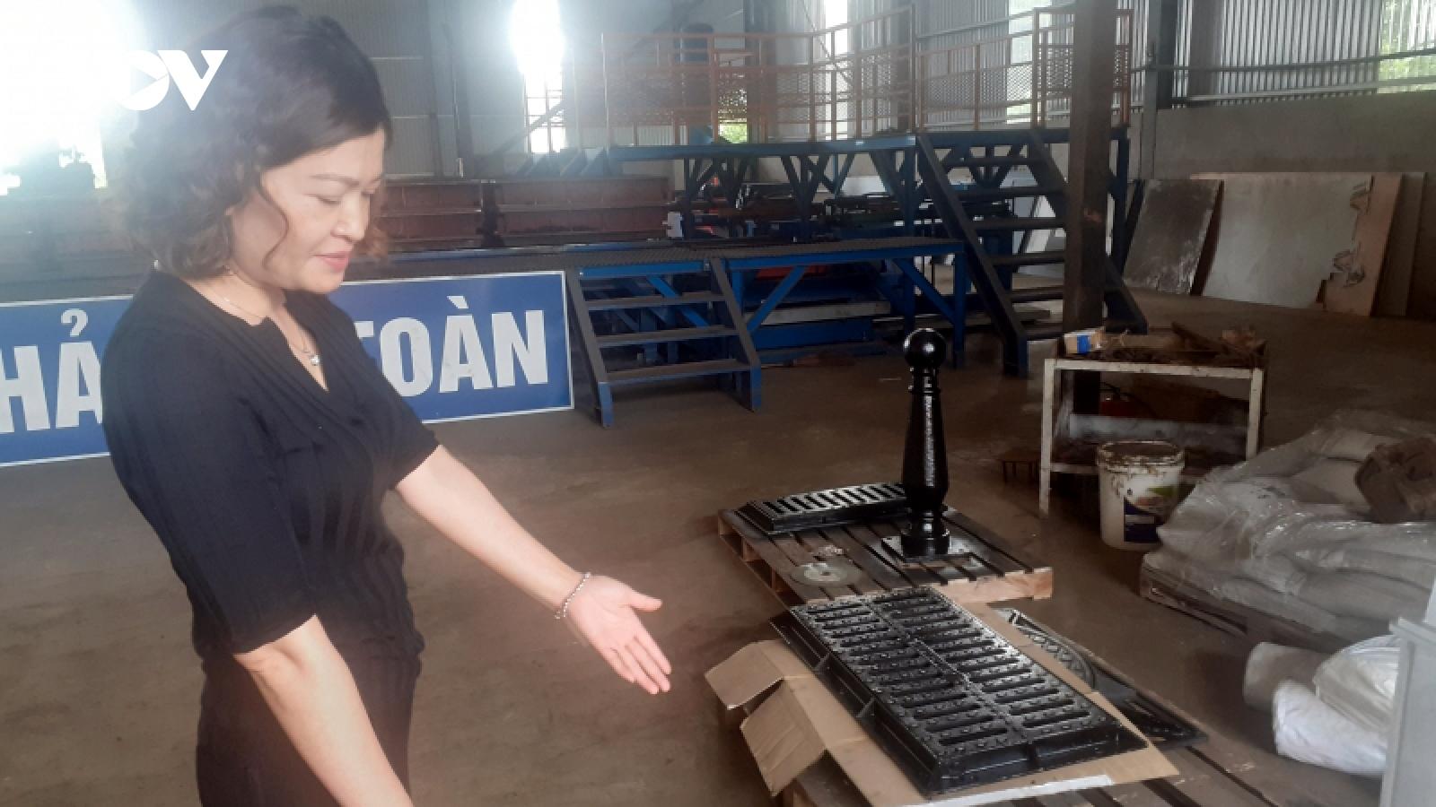 Thái Nguyên lập tổ công tác đặc biệt giải quyết khó khăn cho doanh nghiệp