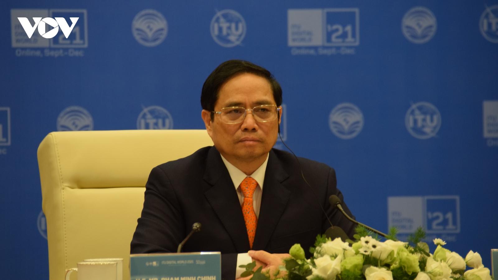 Thủ tướng Phạm Minh Chính dự Hội nghị Bộ trưởng Thế giới số 2021