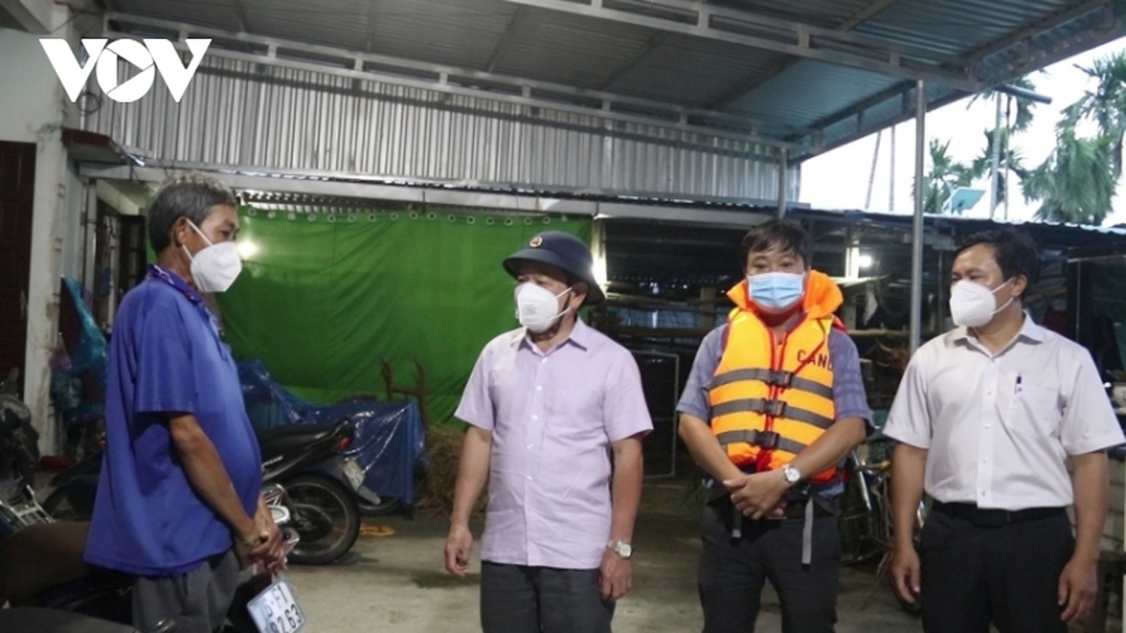 Một tuần, 10 người chết và mất tích vì thiên tai ở Quảng Ngãi