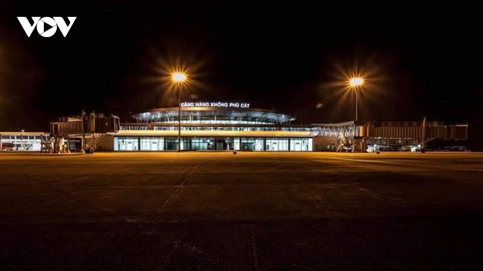 Bình Định đồng ý mở lại 3 đường bay nội địa đi và đến sân bay Phù Cát