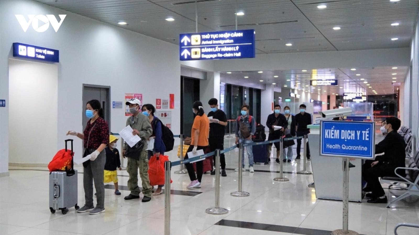 Hải Phòng bỏ quy định hành khách bay về từ TP.HCM phải cách ly tập trung
