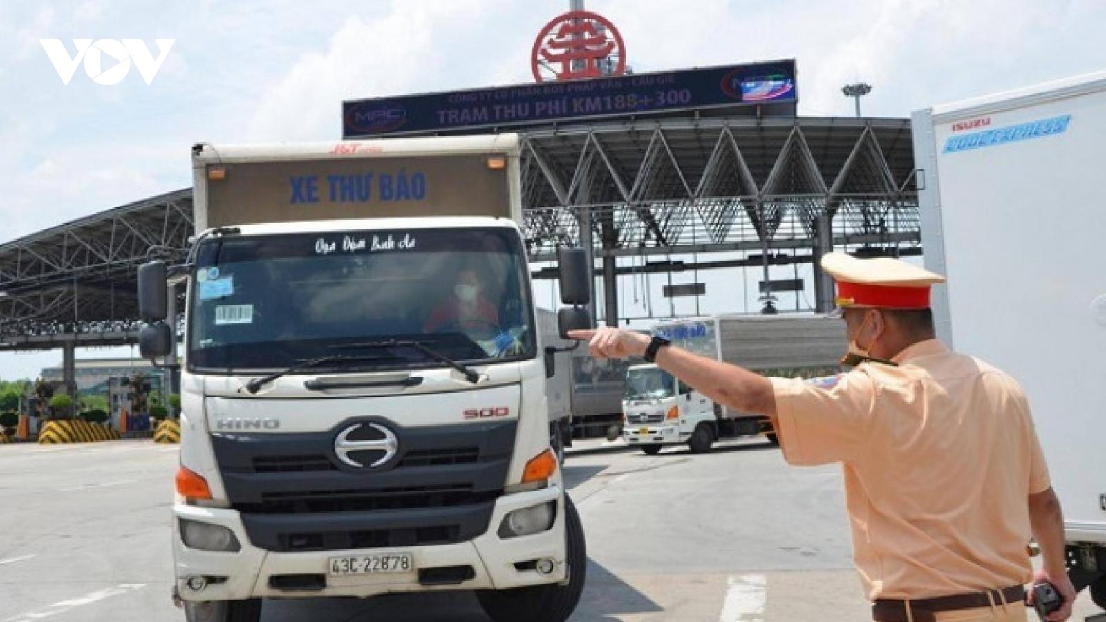 Phó Thủ tướng Phạm Bình Minh: Mục tiêugiảm TNGT nhưng vận tải phải thông suốt