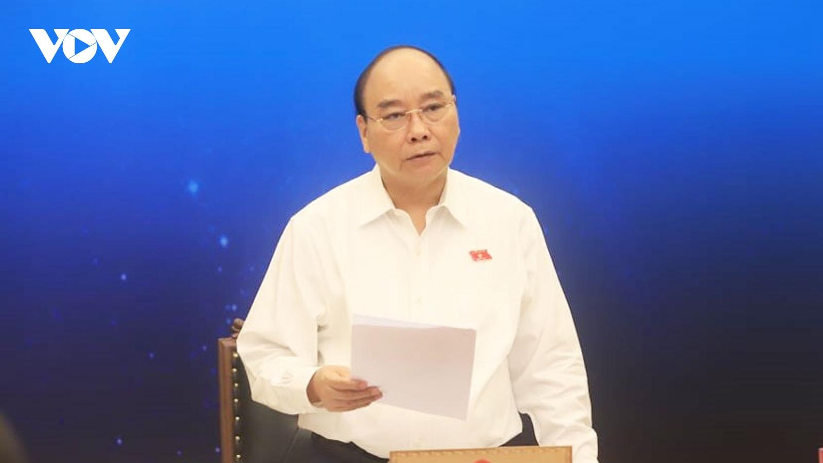 Chủ tịch nước tiếp xúc doanh nghiệp TP.HCM: Khó khăn lớn nhất đã nằm lại phía sau