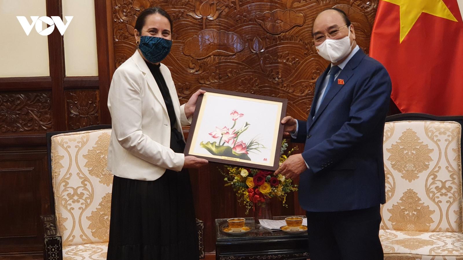 Việt Nam đánh giá cao vai trò lãnh đạo của New Zealand trong năm APEC 2021