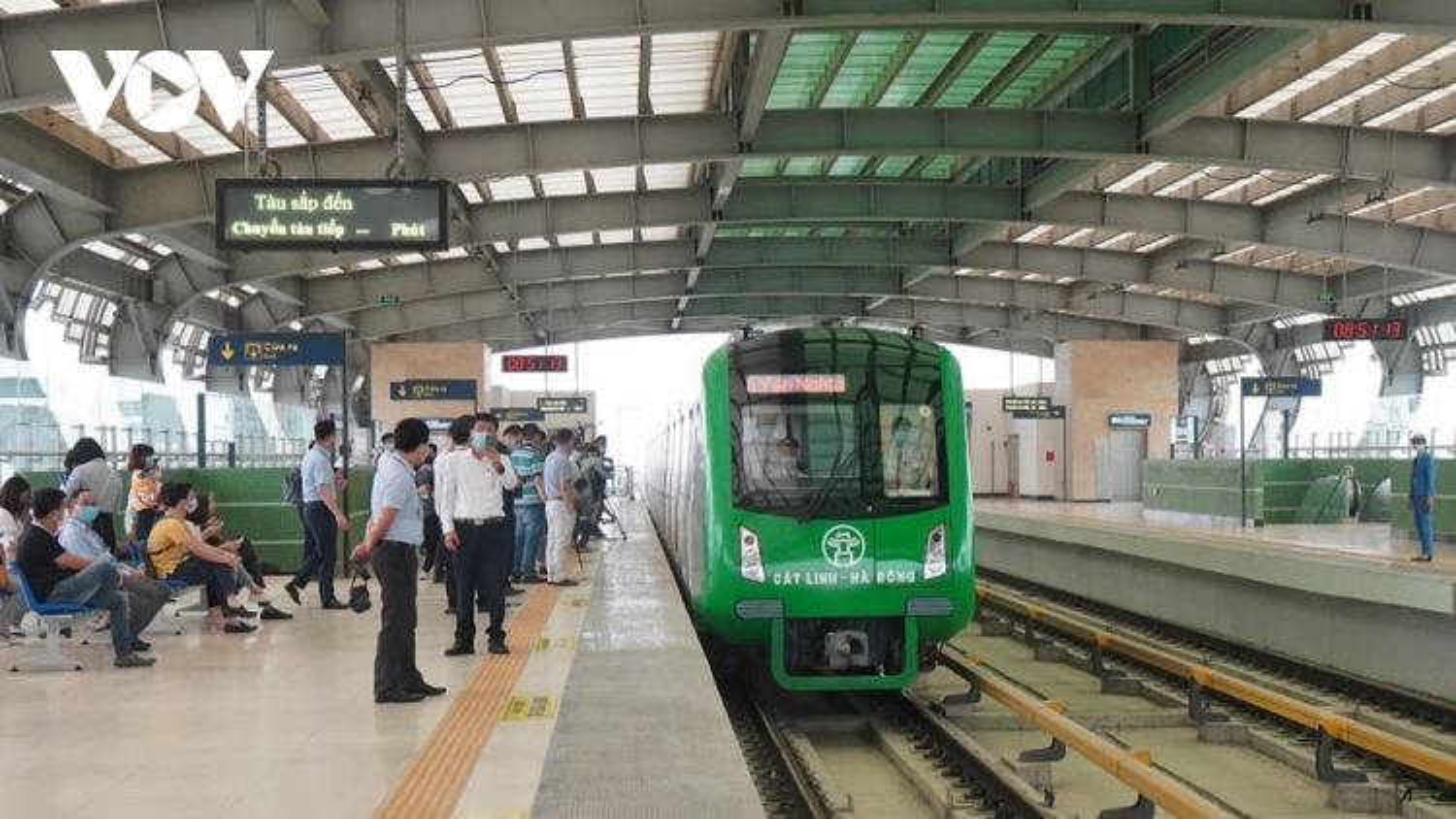 Phó Thủ tướng Lê Văn Thành yêu cầu đưa đường sắt Cát Linh-Hà Đông vào khai thác trong tháng 11