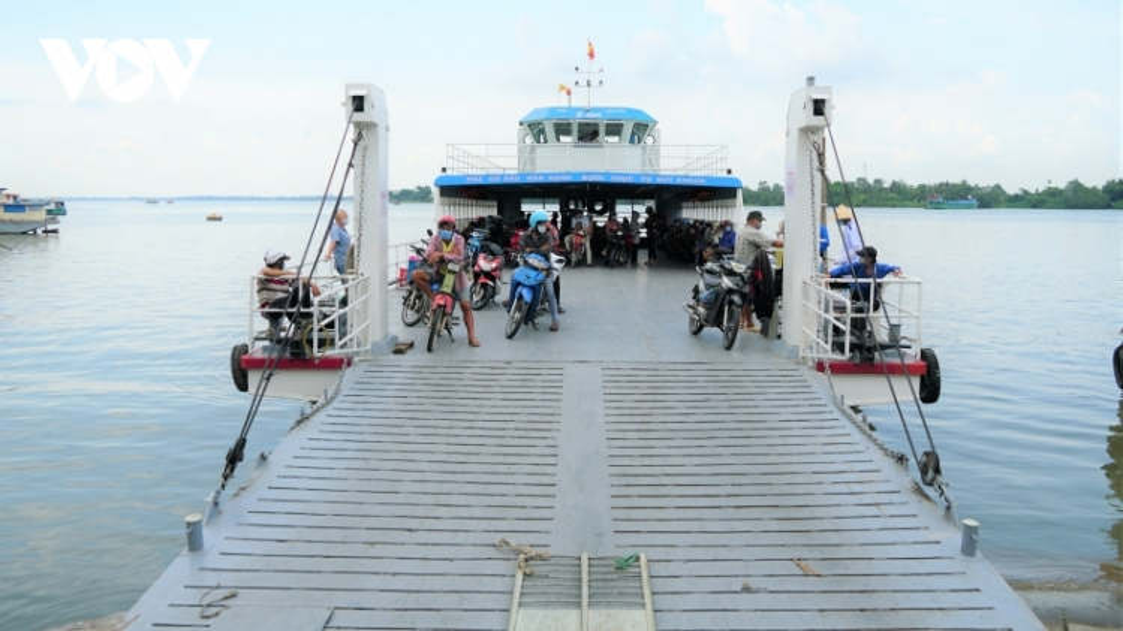 Cần Thơ: Các bến khách ngang sông, liên tỉnh được phép hoạt động trở lại