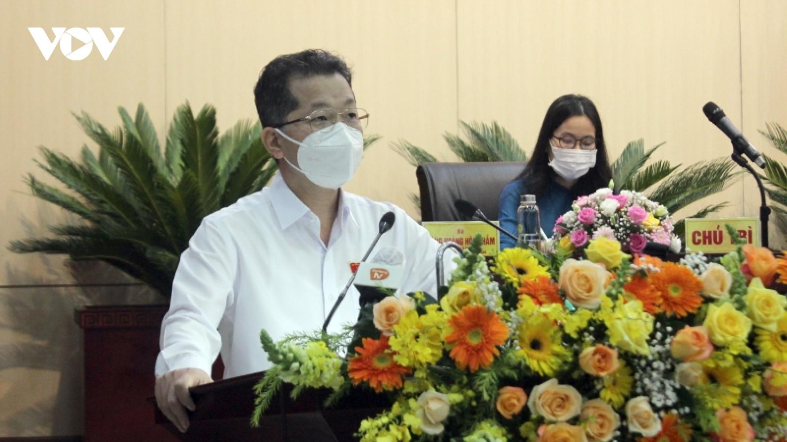 Cử tri Đà Nẵng kiến nghị sớm có giải pháp hỗ trợ công dân về quê