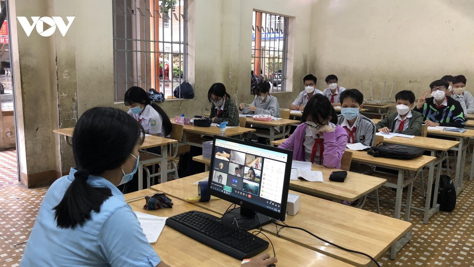 Khánh Hòa đảm bảo an toàn ngay ngày đầu dạy học trực tiếp