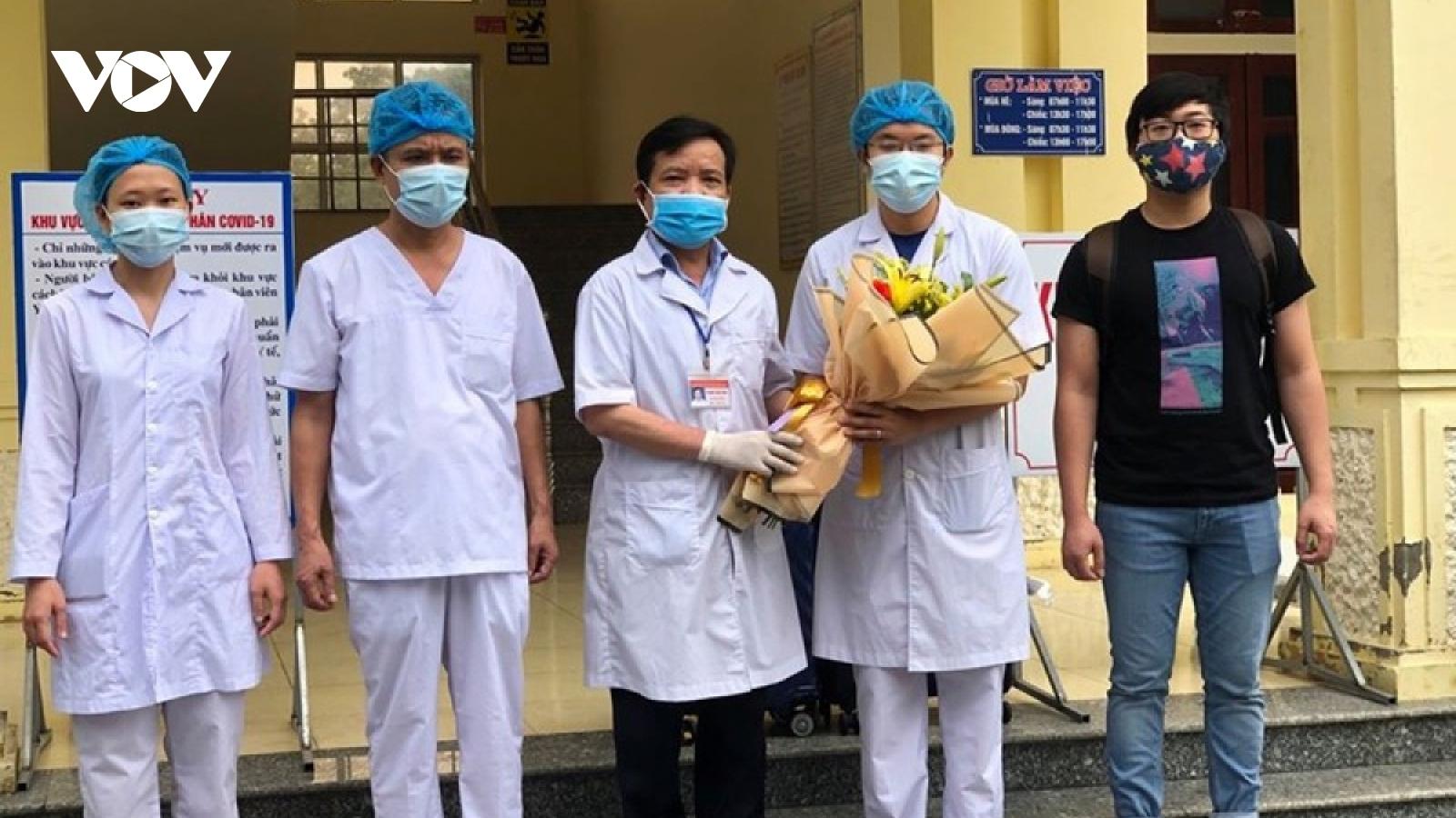 Ngày 28/10, có thêm 1.649bệnh nhân COVID-19 được điều trị khỏi