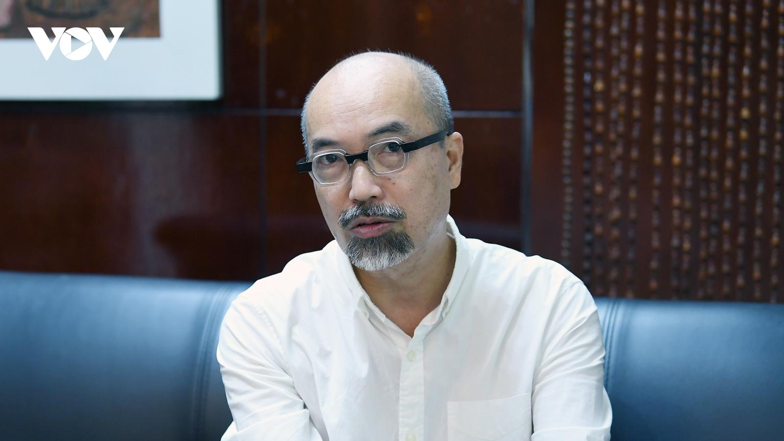 """Cục trưởng Cục Điện ảnh: Không dễ tạo """"luồng xanh"""" cho phim Việt ra nước ngoài"""