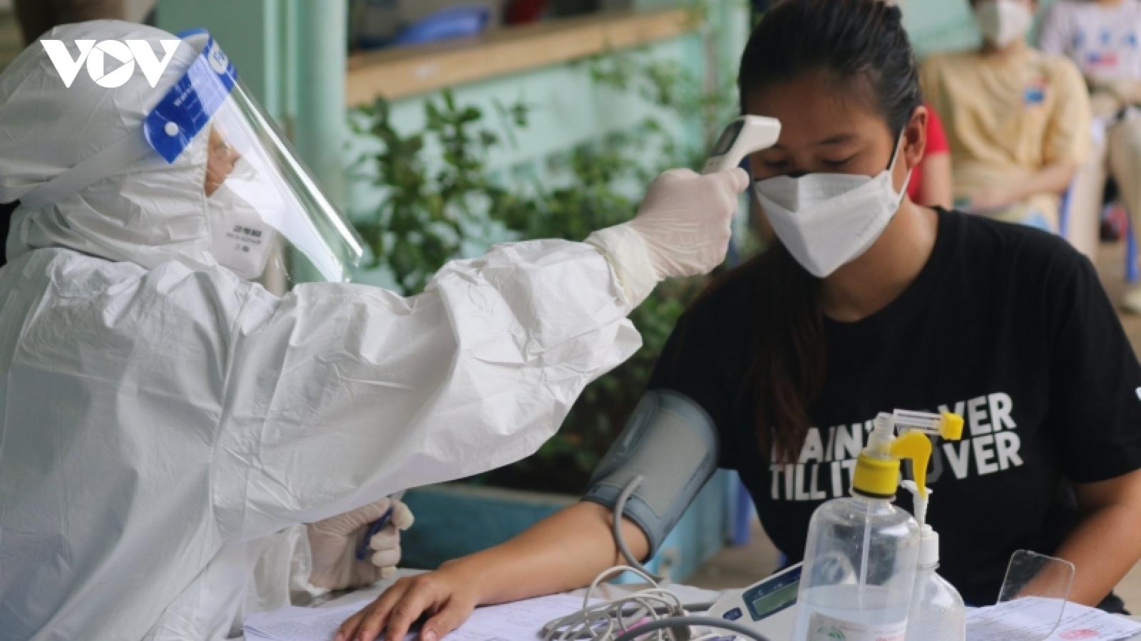 TP.HCM chính thức ban hành kế hoạch tiêm vaccine cho trẻ từ 12-17 tuổi