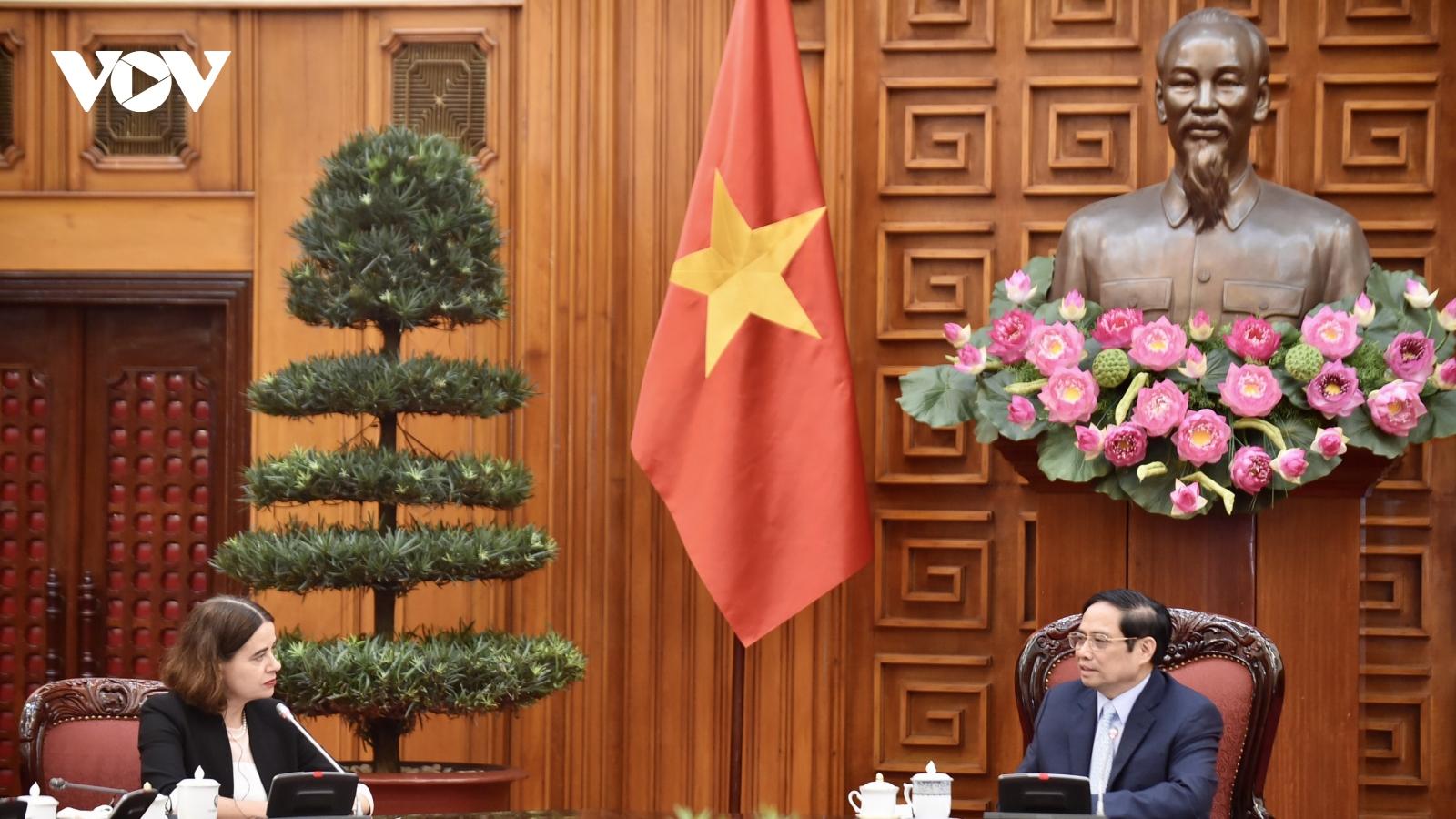 Tăng cường quan hệ đối tác chiến lược giữa Việt Nam - Australia