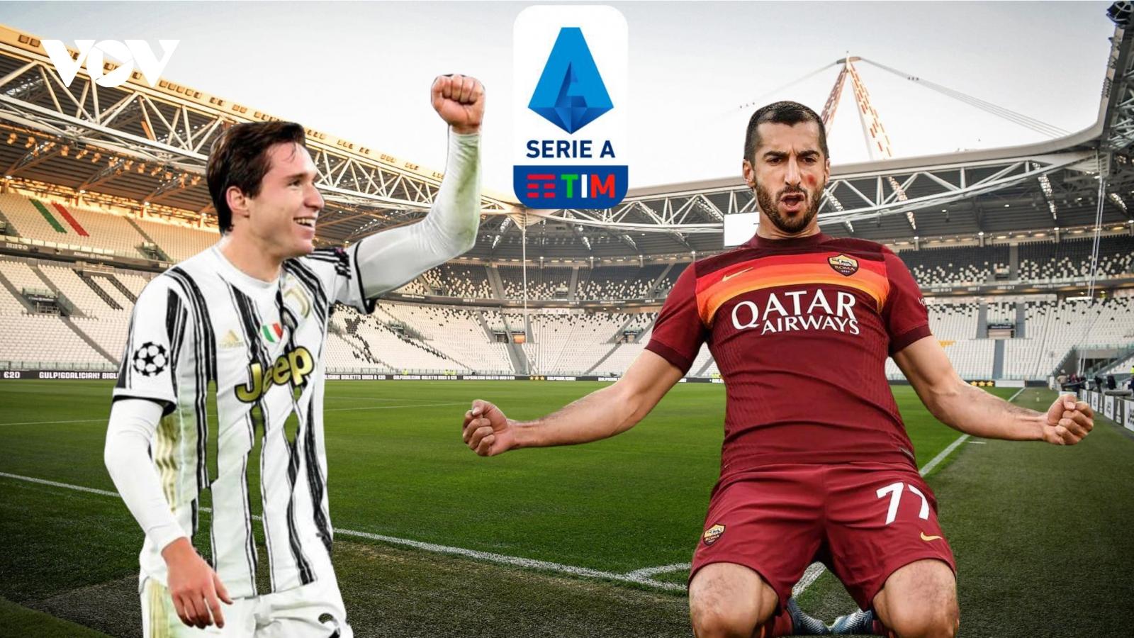 Dự đoán kết quả, đội hình xuất phát trận Juventus - AS Roma