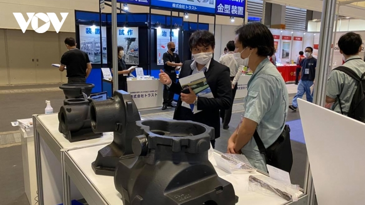 Numerous Japanese firms consider moving part of their production chains to Vietnam