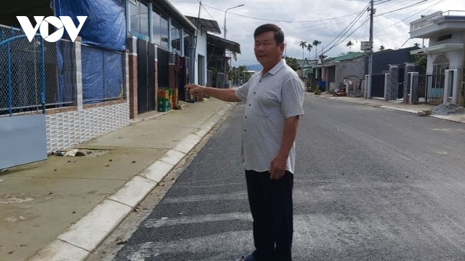 Quảng Nam lan toả phong trào hiến đất làm đường