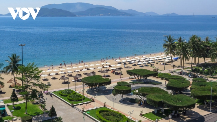 Khanh Hoa to welcome fully vaccinated foreign visitors in November