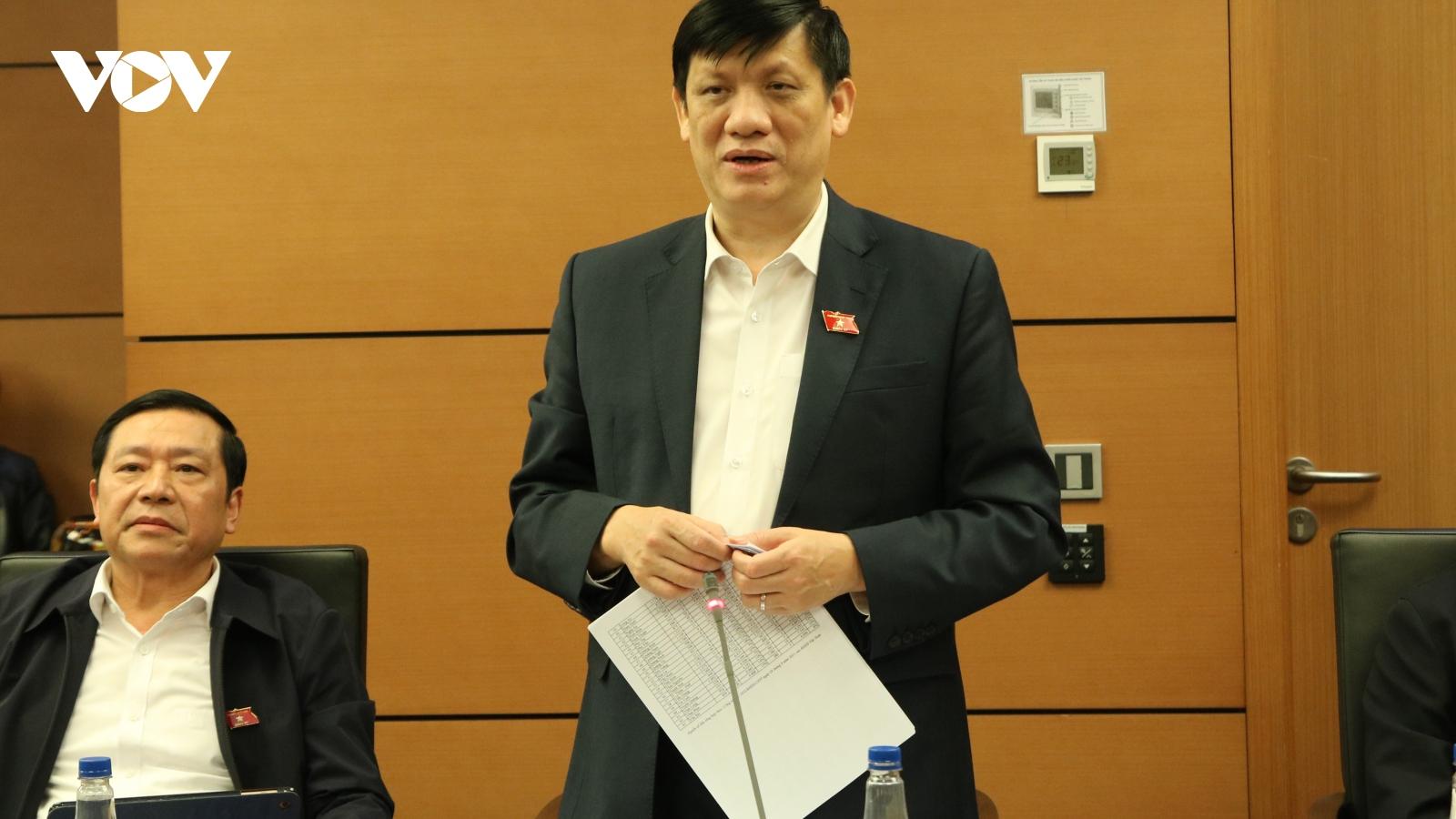 Bộ trưởng Bộ Y tế: Việt Nam khởi động bảo hiểm y tế muộn nhưng độ bao phủ tăng nhanh