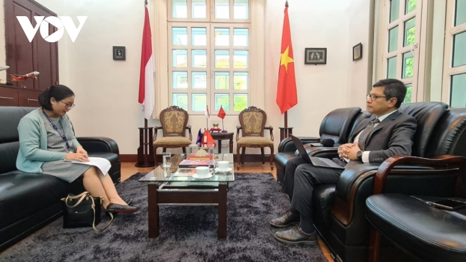 Hội hữu nghị Việt Nam - Indonesia có vai trò quan trọng thúc đẩy quan hệ hai nước