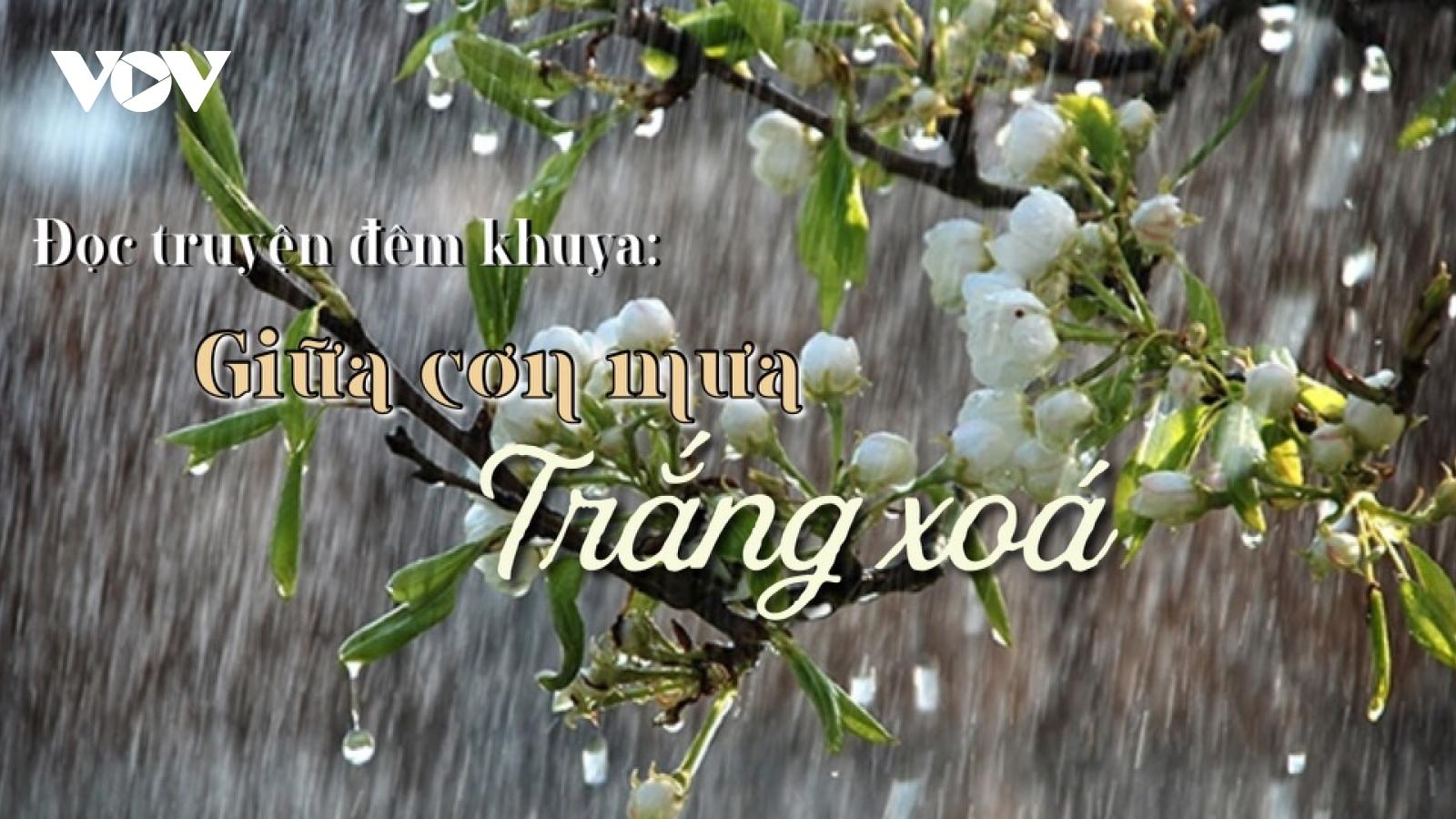 """Truyện ngắn """"Giữa cơn mưa trắng xoá"""" - Níu giữ văn hoá buôn làng"""