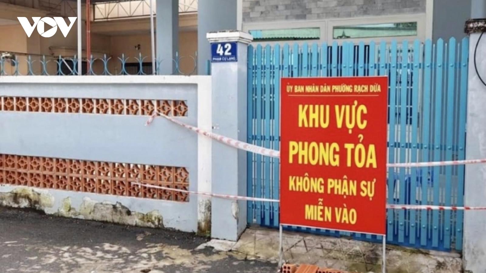 Bà Rịa-Vũng Tàu: Một người từ vùng dịch về không khai báo làm lây lan dịch bệnh
