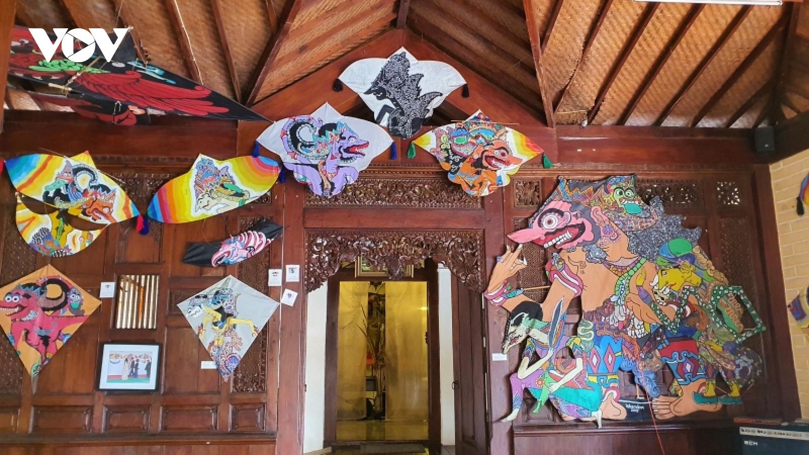 Khám phá Bảo tàng Diều Indonesia - nơi lưu giữ giá trị lịch sử và nghệ thuật