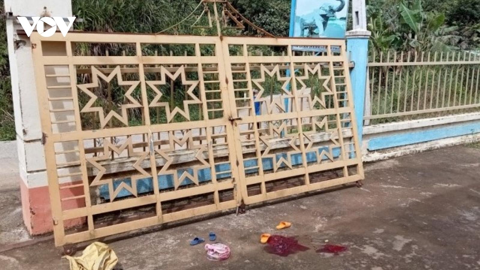 Sập cổng làm chết 1 học sinh ở Quảng Nam: Yêu cầu rà soát cơ sở vật chất trường học