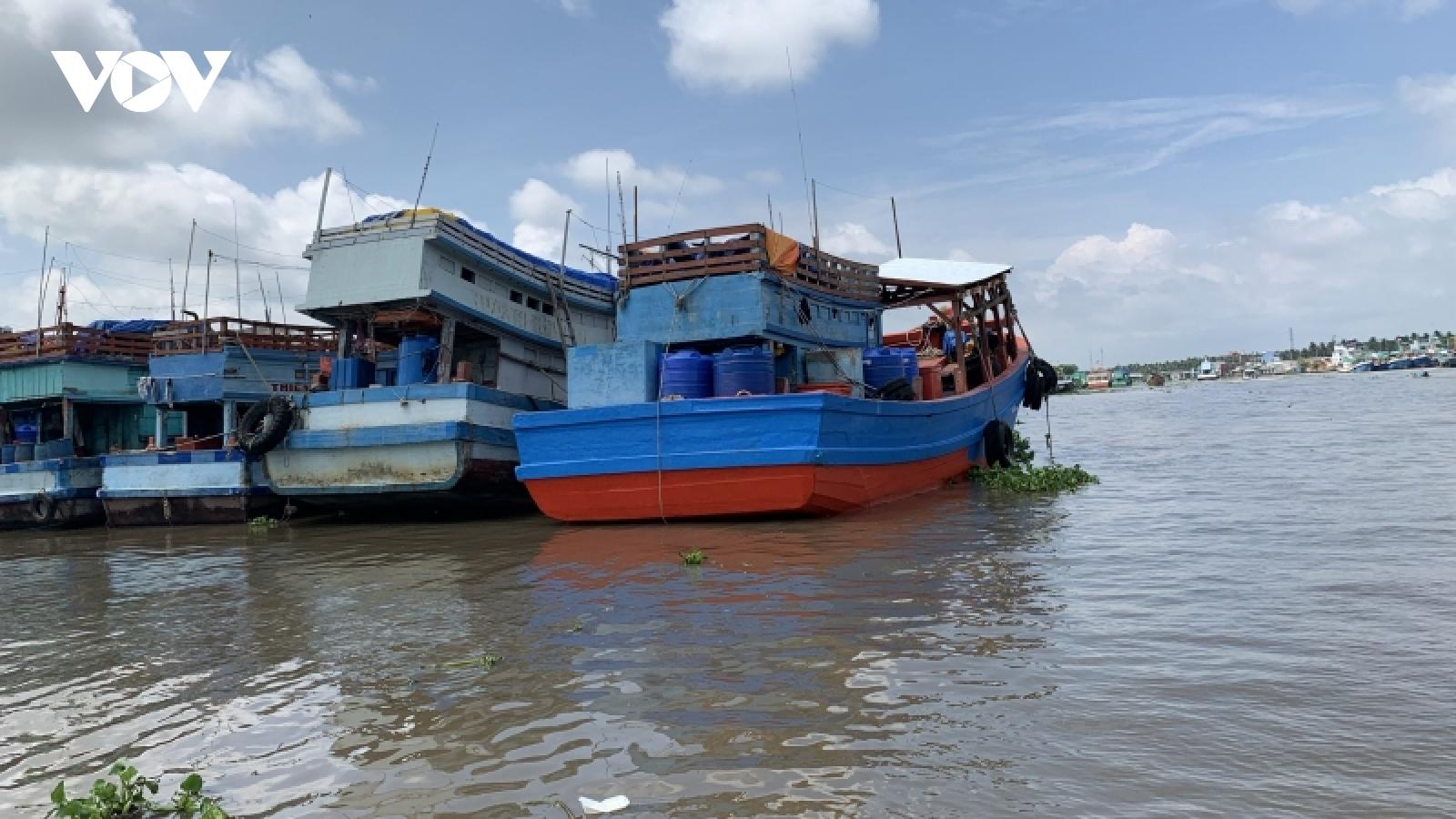 Kiên Giang sẽ xử lý dứt điểm tình trạng tàu cá đánh bắt thuỷ sản trái phép