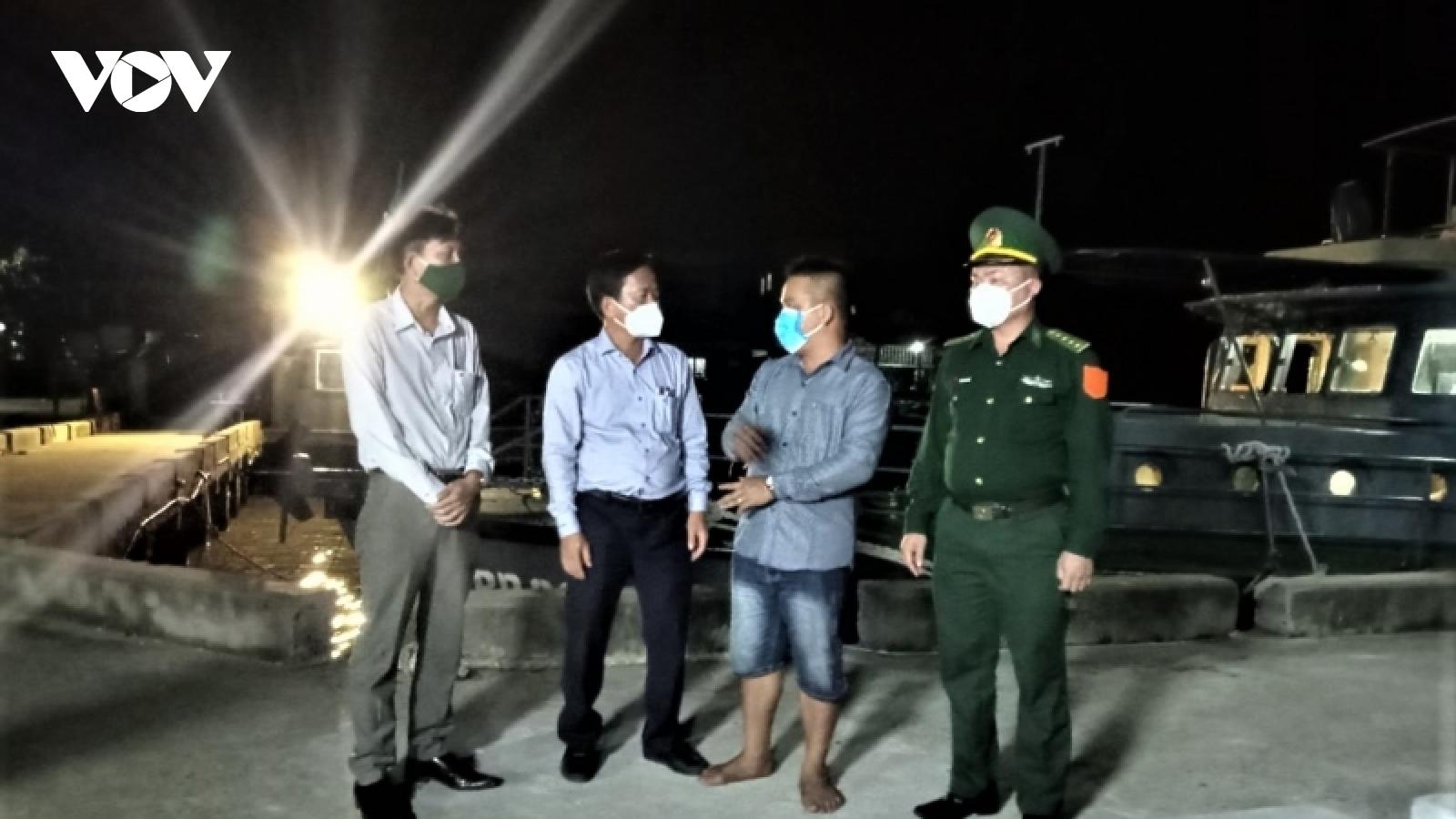 Quảng Ngãi phát hiện 2 thi thể trong số 4 ngư dân mất tích