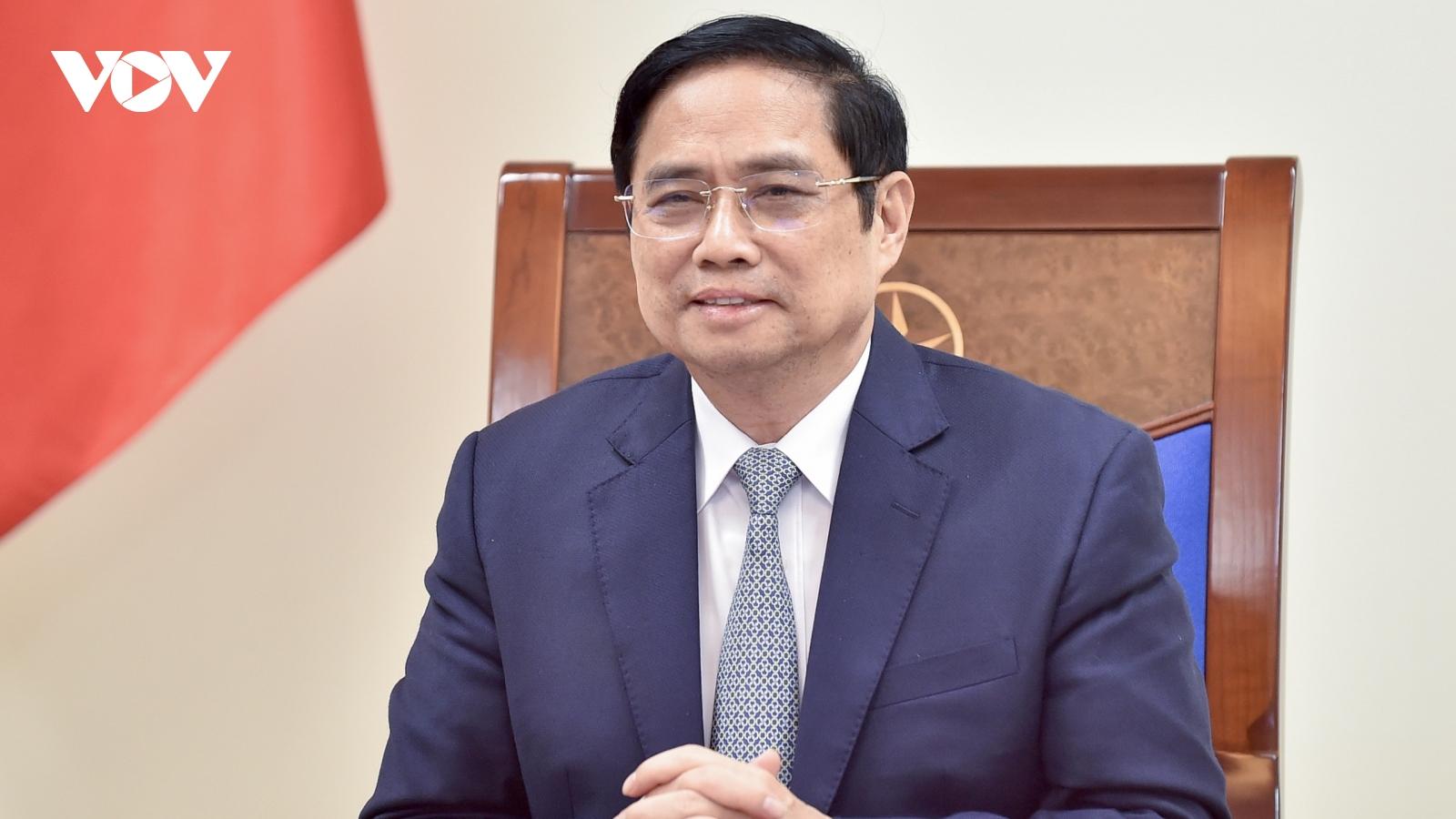 """Thủ tướng Phạm Minh Chính sẽ dự và phát biểu tại Diễn đàn """"Tuần lễ năng lượng Nga"""""""