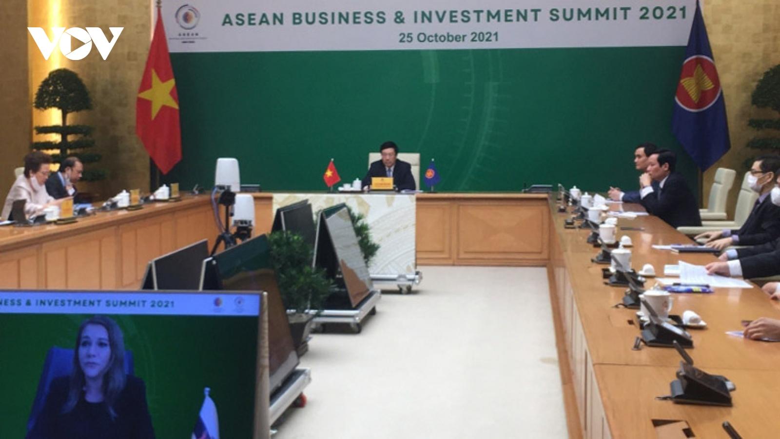 Việt Nam sẵn sàng hợp tác để đẩy mạnh kết nối hạ tầng kỹ thuật số