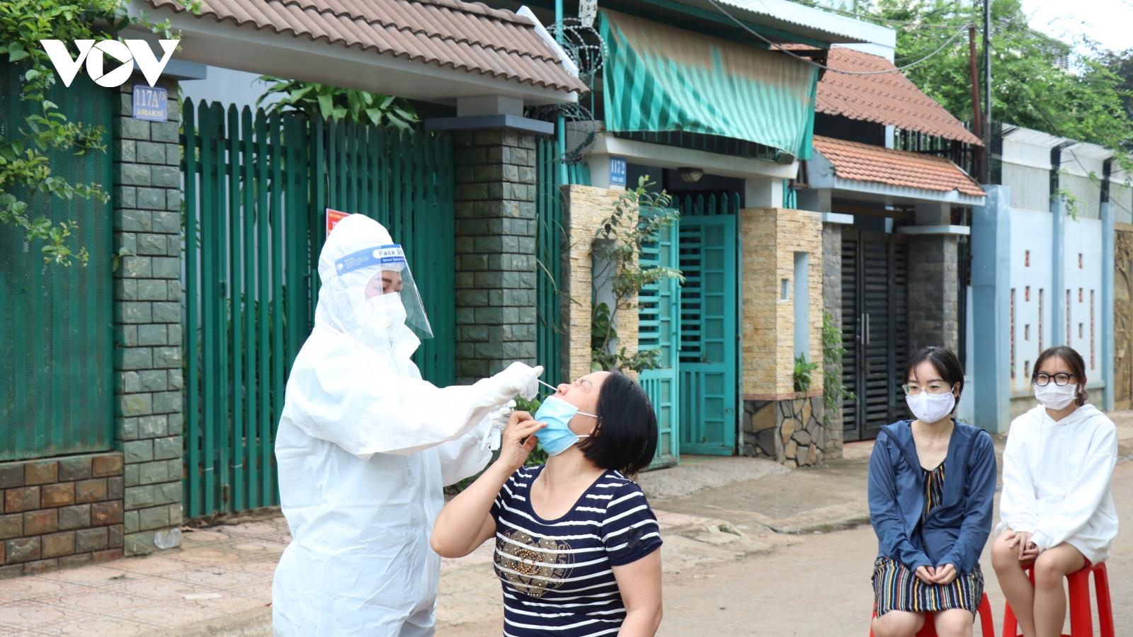 Đắk Lắk, Thanh Hóa tiếp tục phát hiện nhiều trường hợp mắc Covid-19