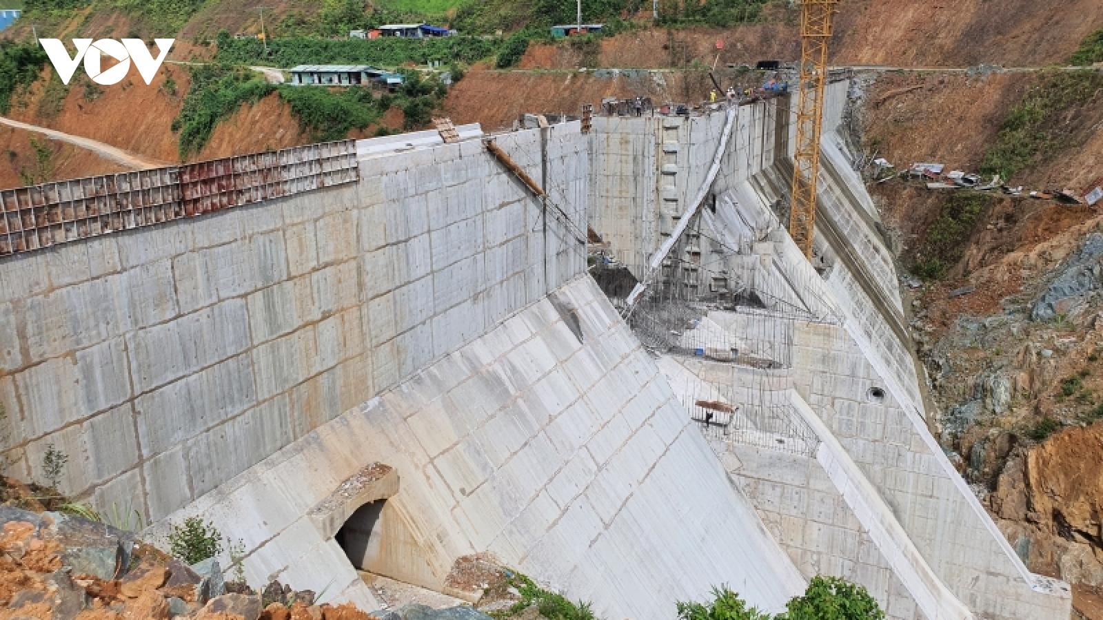 Quảng Nam thu hồi chủ trương đầu tư dự án thủy điện Đăk Pring 2