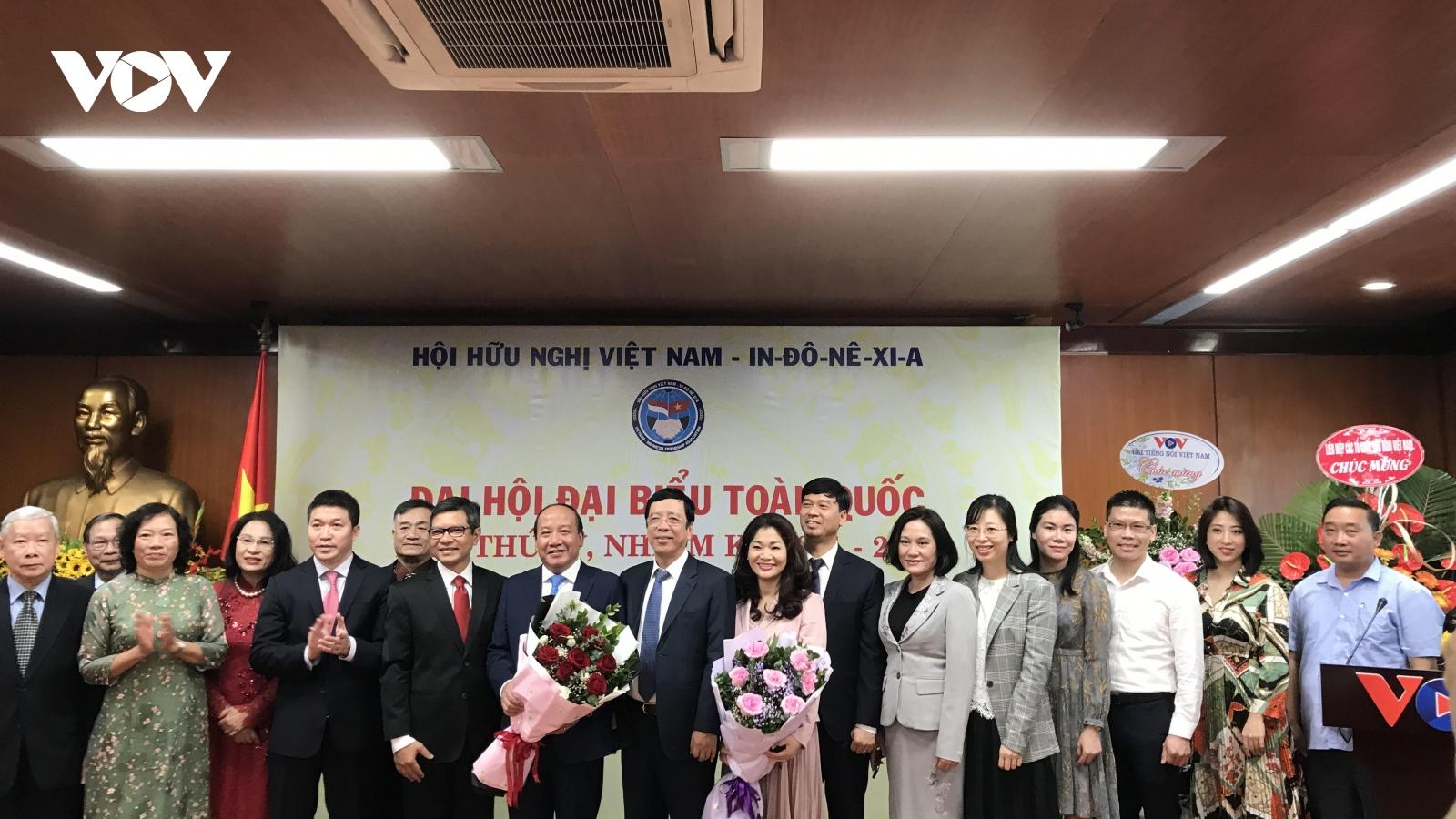 Hội hữu nghị Việt Nam-Indonesia đổi mới hoạt động trong nhiệm kỳ mới