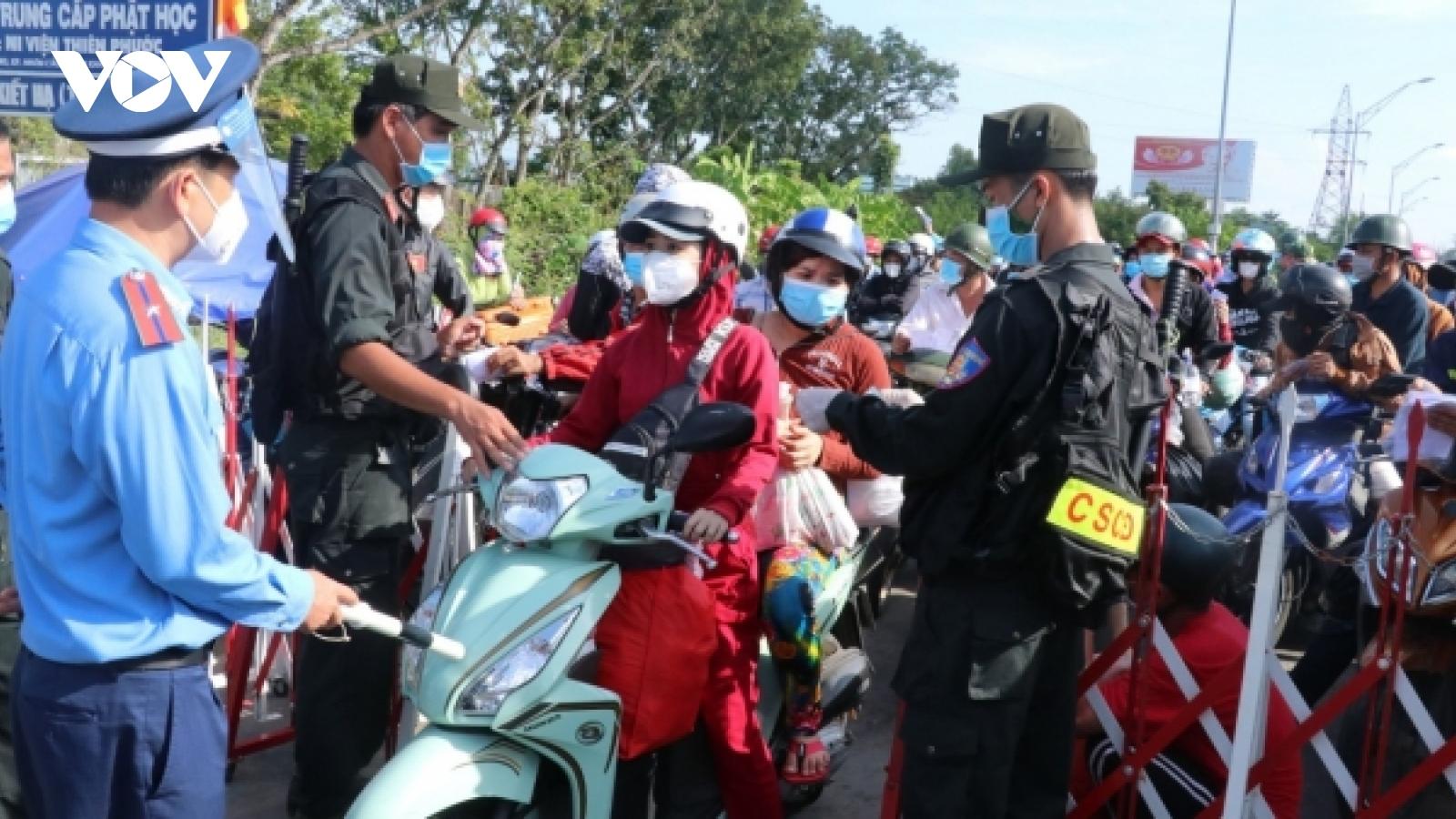 Yên Báisẽ tổ chức2-3 đợt đón công dân từ TP.HCM và các tỉnh phía Namvề bằng máy bay