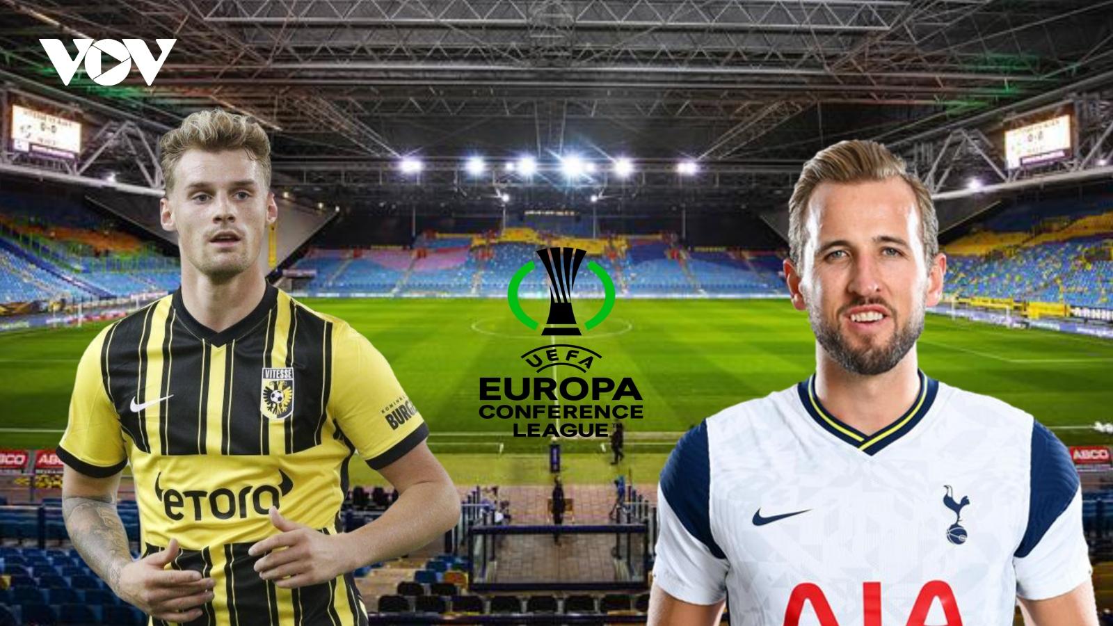 Dự đoán kết quả, đội hình xuất phát trận Vitesse - Tottenham