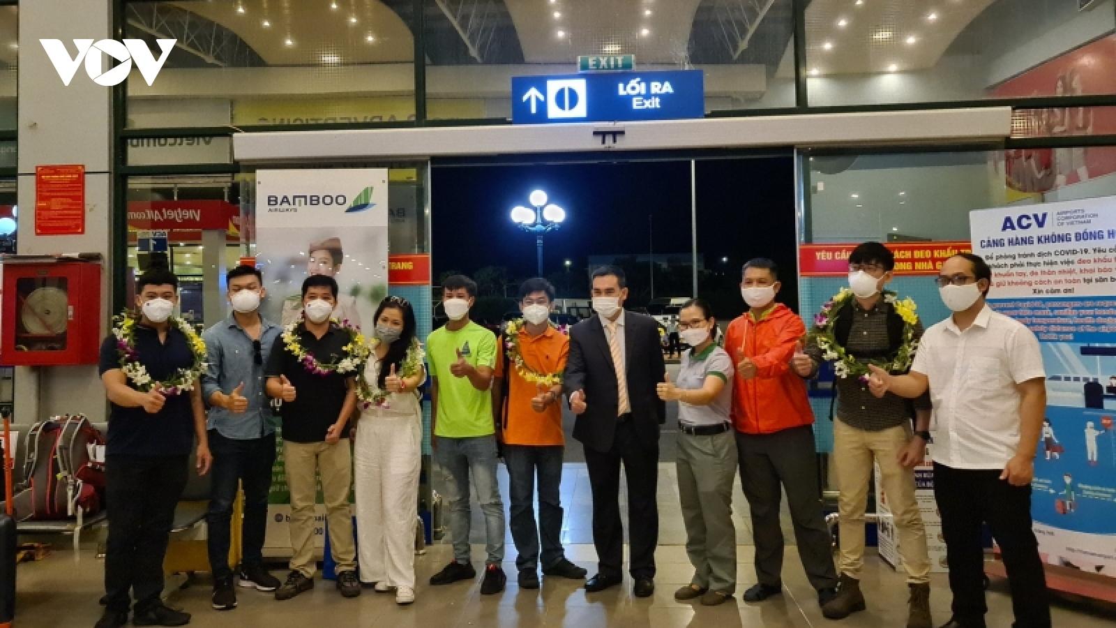 Quảng Bình đón đoàn du khách đầu tiên đến theo quy trình du lịch khép kín, du lịch xanh