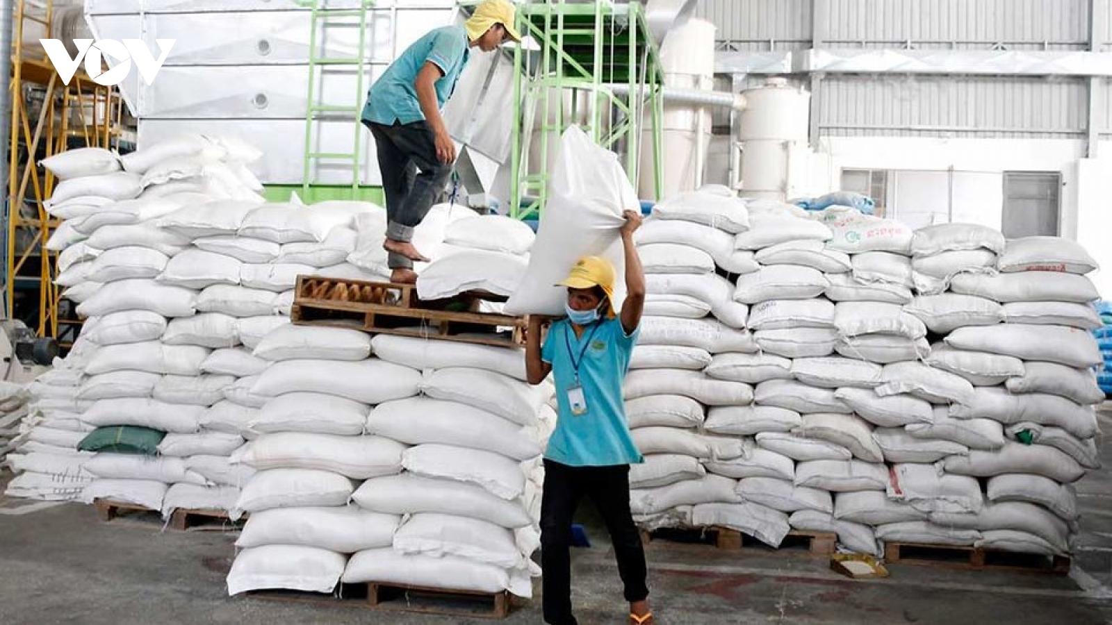 Việt Nam là thị trường tiêu thụ nông sản lớn nhất của Campuchia