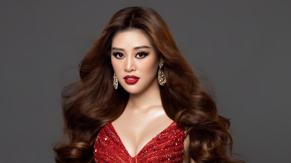 Hoa hậu Khánh Vân sẵn sàng cho Miss Universe 2020, tung bộ ảnh mừng tuổi 26