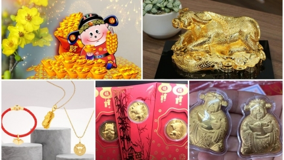 Ngày vía Thần Tài năm Tân Sửu: Trâu vàng lên ngôi