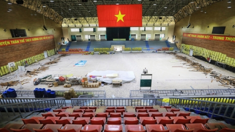Preparations accelerated ahead of 31st SEA Games
