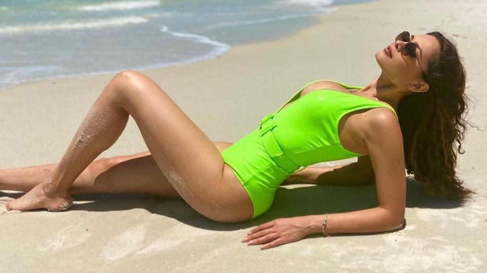 Nhan sắc người đẹp Mexico đăng quang Miss Universe 2020