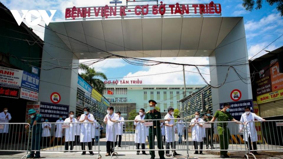 Coronavirus - hit K Cancer Hospital lifts lockdown