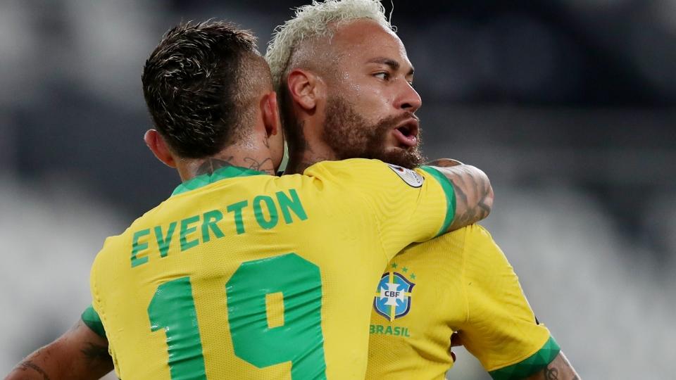 Bảng xếp hạng Copa America 2021 mới nhất: Brazil nhất bảng, Argentina chiếm ưu thế