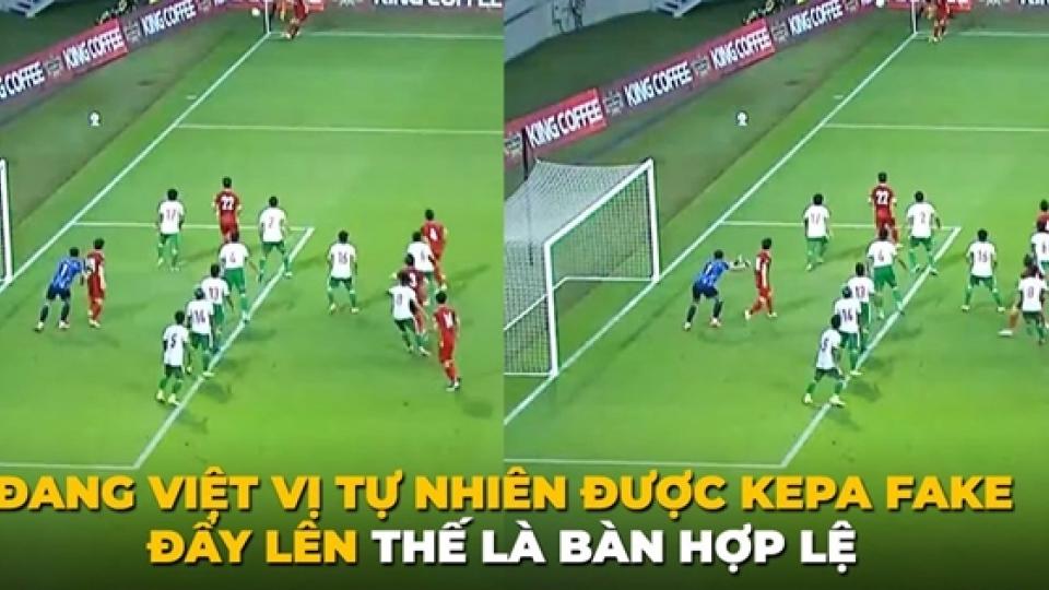 Loạt ảnh chế vui nhộn sau trận ĐT Việt Nam 4-0 Indonesia